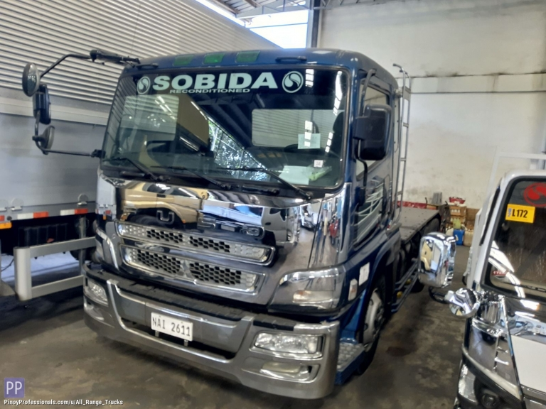 Trucks for Sale - Sobida Mitsubishi FUSO Tractor Head Prime Mover 6x4 10wheel truck