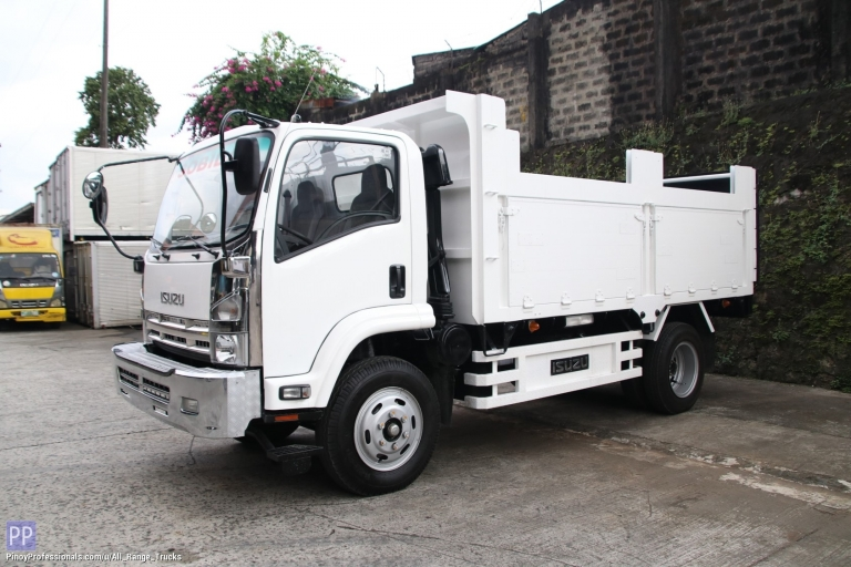 Trucks for Sale - Sobida Isuzu FRR Forward 6wheel dump truck