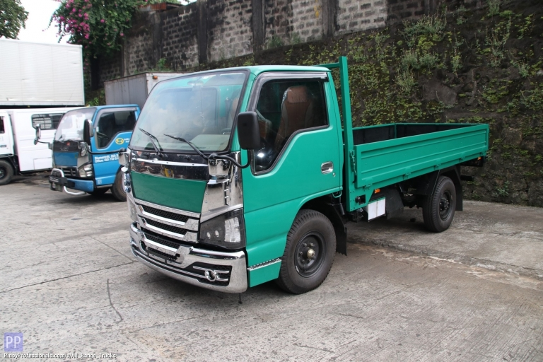 Trucks for Sale - Sobida Isuzu NHR NKR NLR NMR Dropside Truck elf canter hino