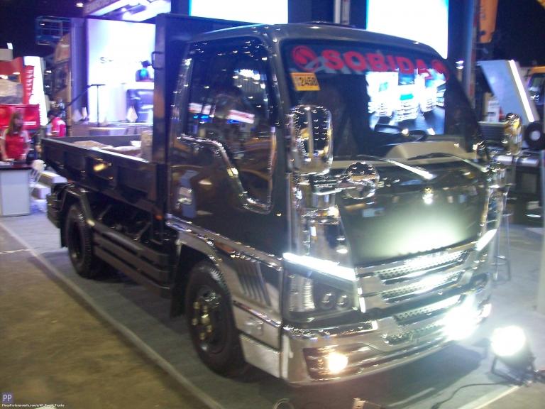 Trucks for Sale - Sobida Isuzu NKR BB Sport Dump Truck Elf Canter Hino