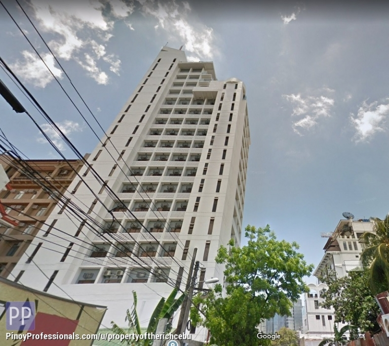 Apartment and Condo for Sale - penthouse for sale near Ayala center cebu