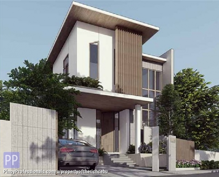 House for Sale - PRE-SELLING UNIQUE SINGLE DETACHED HOUSE in Greenville Heights Consolacion Cebu