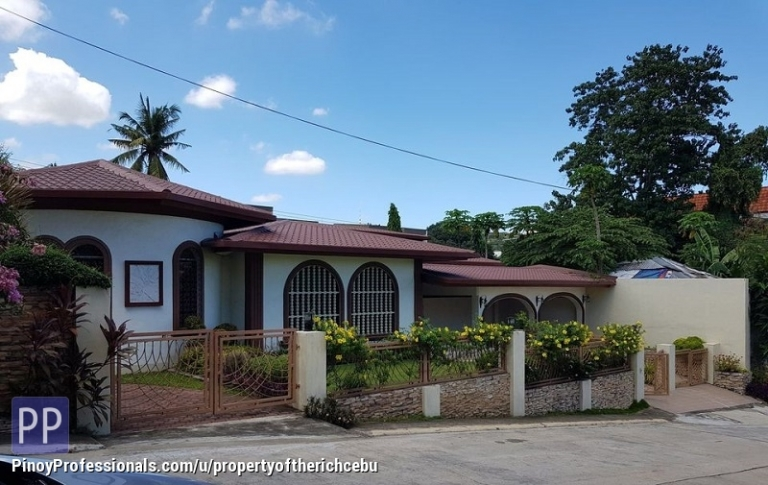 House for Sale - HUGE BUNGALOW HOUSE FOR SALE AT GUADALUPE HEIGHTS