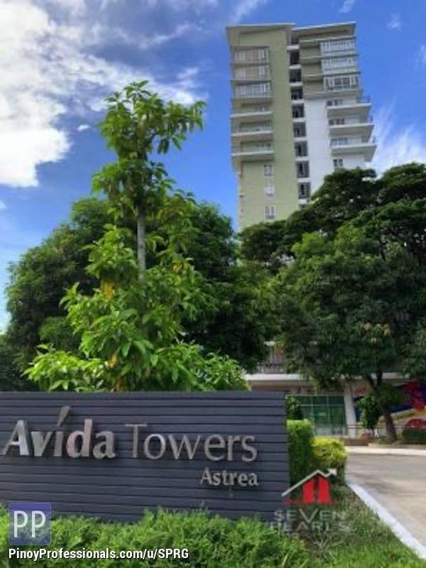Apartment and Condo for Sale - Studio Unit Avida Towers Astrea l For Sale & Lease