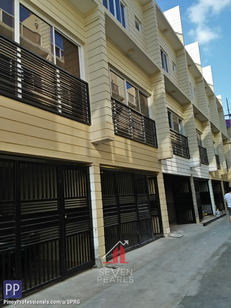 House for Sale - 4BR Townhouse Mandaluyong I For Sale