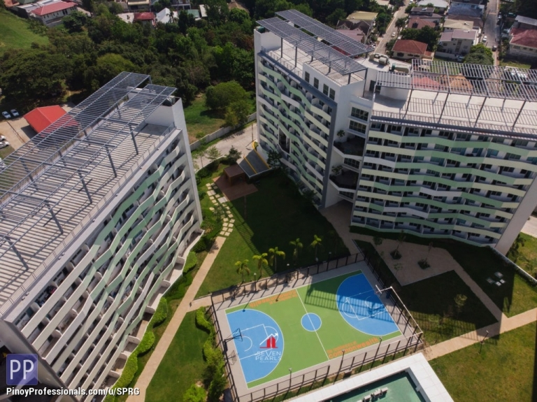 Apartment and Condo for Sale - 1BR Unit The Residences at Commonwealth I For Sale