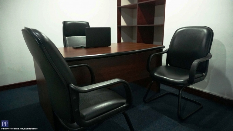 Office and Commercial Real Estate - For Rent Private Office in The Peak Tower, Makati City