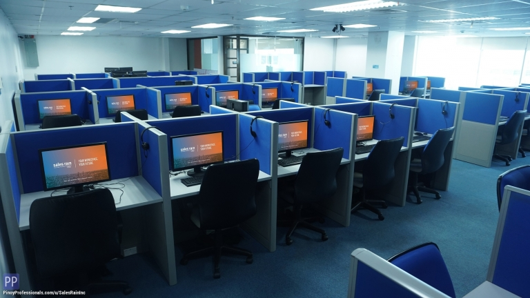 Office and Commercial Real Estate - Work Area Recovery Site For Lease In Eastwood City