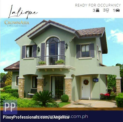 House for Sale - Ponticelli Gardens 1-LALIQUE