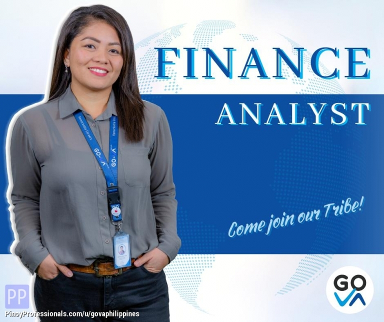 Accounting Finance Insurance - Work From Home Job: Finance Analyst - GO Virtual Assistants