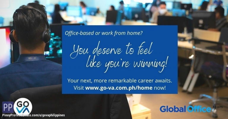 Accounting Finance Insurance - [HIRING] Work From Home Job: Business Service Accountant - GO Virtual Assistants