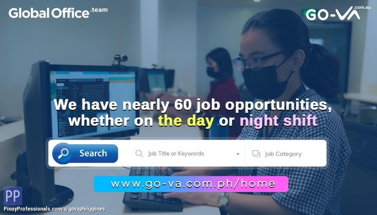 Administrative Clerical - Work From Home Job: Front End Developer - GO Virtual Assistants