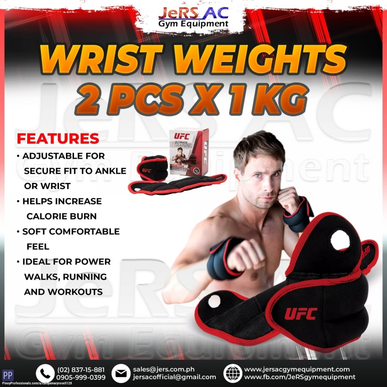 Sporting Goods - WRIST WEIGHTS