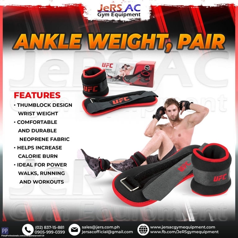 Sporting Goods - Ankle Weights