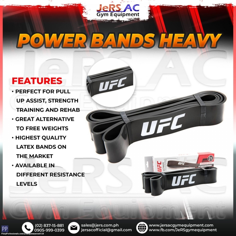 Sporting Goods - Power Band Heavy