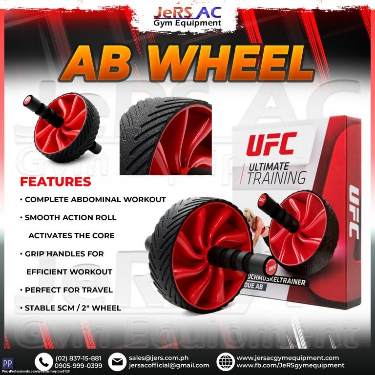 Sporting Goods - UFC AB WHEEL