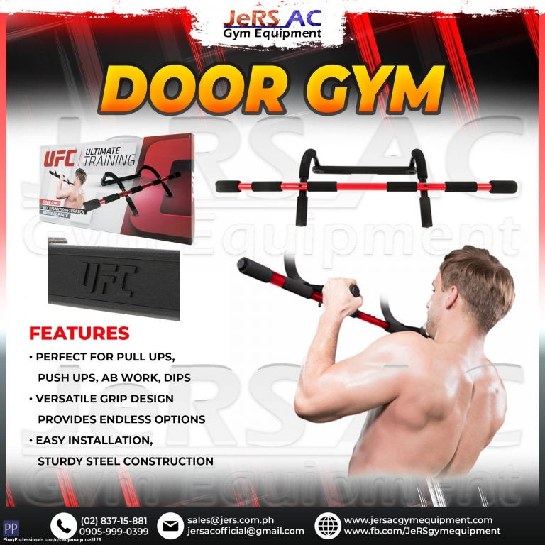 Sporting Goods - UFC DOOR GYM
