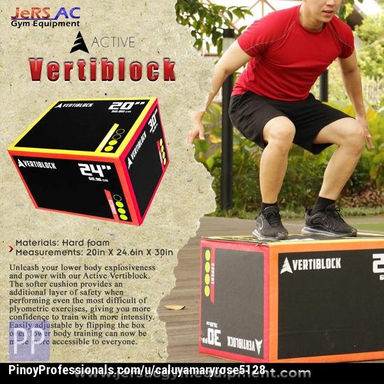Sporting Goods - ACTIVE VERTIBLOCK