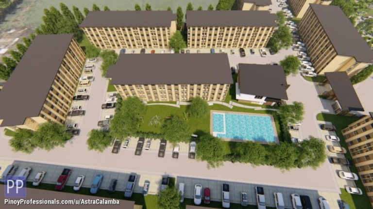 Apartment and Condo for Sale - Astra Calamba by Bria Homes