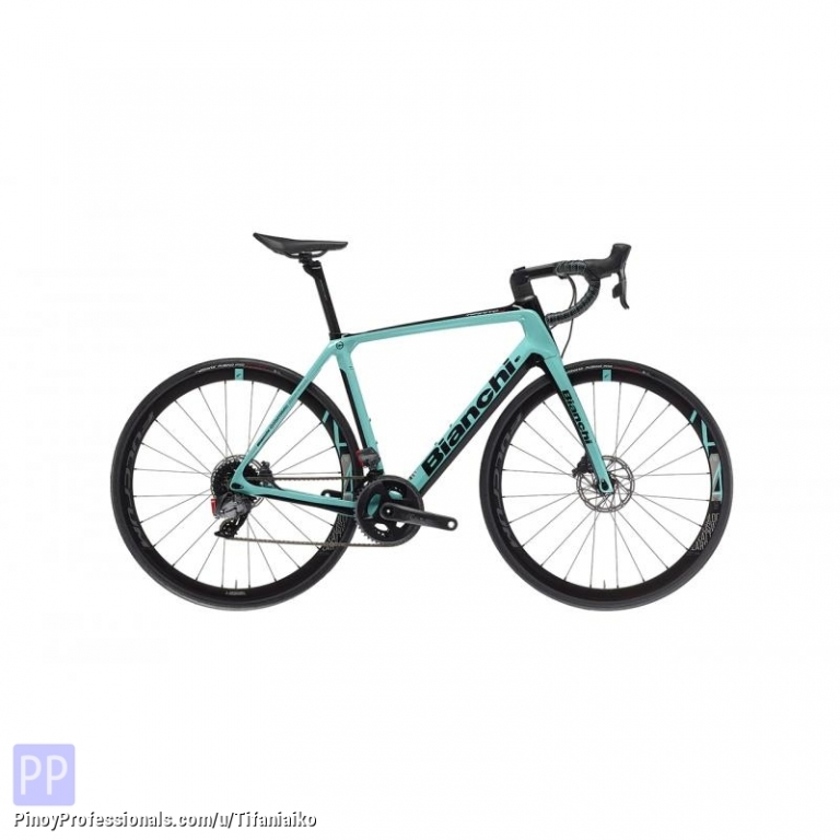 Motorbikes for Sale - 2021 Bianchi Infinito CV Disc Force eTap AXS - Celeste (CENTRACYCLES)