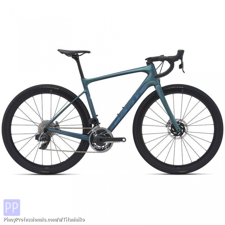 Motorbikes for Sale - GIANT DEFY ADVANCED PRO 0 CHRYSOCOLLA ROAD BIKE 2021 (CENTRACYCLES)