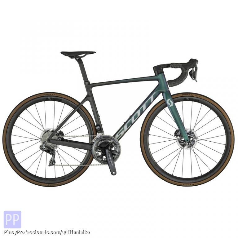 Motorbikes for Sale - Scott Addict RC Pro Road Bike 2021 (CENTRACYCLES)