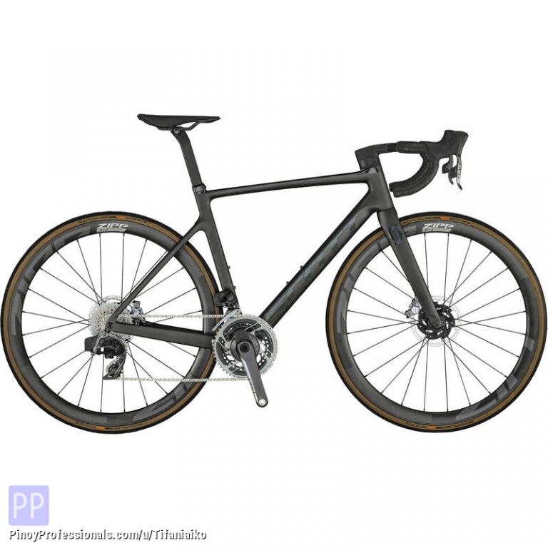 Motorbikes for Sale - Scott Addict RC Ultimate Road Bike 2021 (CENTRACYCLES)