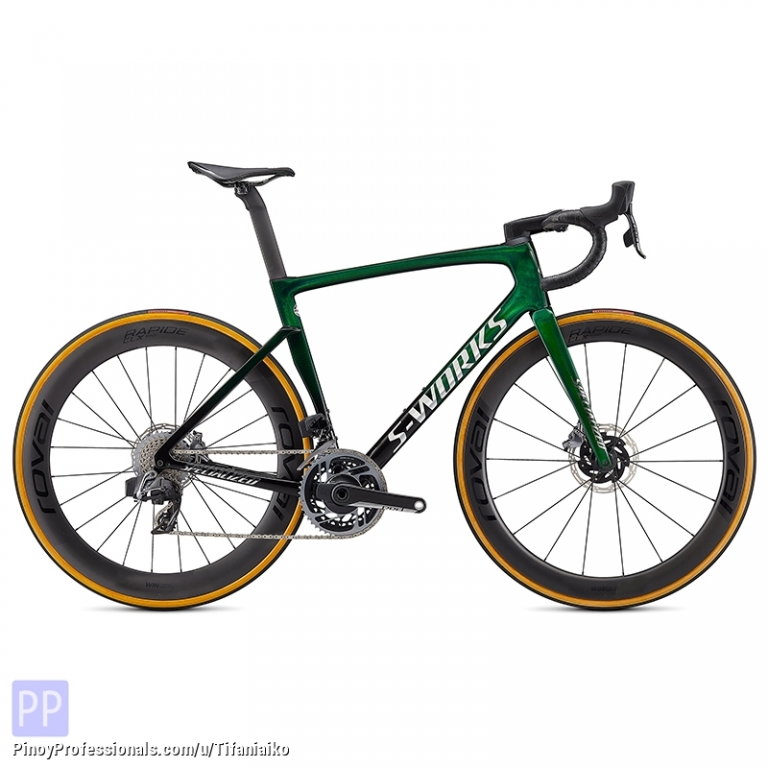 Motorbikes for Sale - Specialized S-Works Tarmac SL7 - SRAM Red ETap AXS Road Bikes 2021 (CENTRACYCLES)