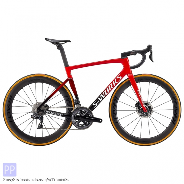 Motorbikes for Sale - Specialized S-Works Tarmac SL7 Dura-Ace Di2 Road Bike 2021 (CENTRACYCLES)