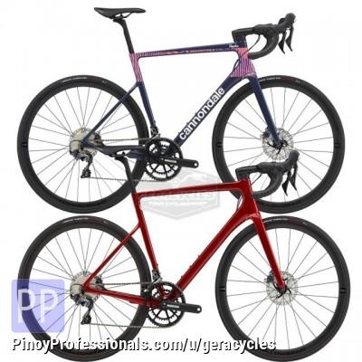 Sporting Goods - 2021 Cannondale SuperSix EVO Hi-Mod Disc Ultegra Road Bike (Geracycles)