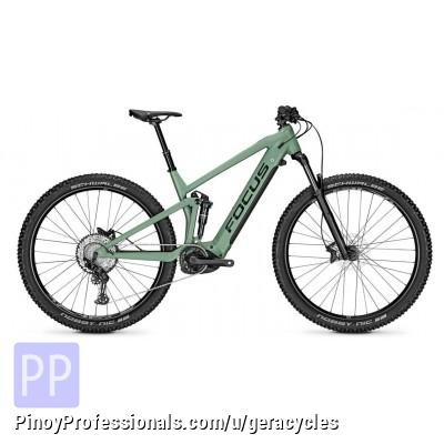 Sporting Goods - 2020 Focus Thron2 6.8 Electric Mountain Bike (Geracycles)