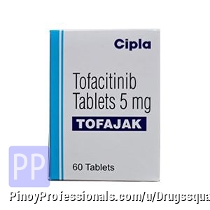 Health and Medical Services - Tofajak 5 mg Tablet - Buy Tofacitinib Online at Lowest Price in Philippines