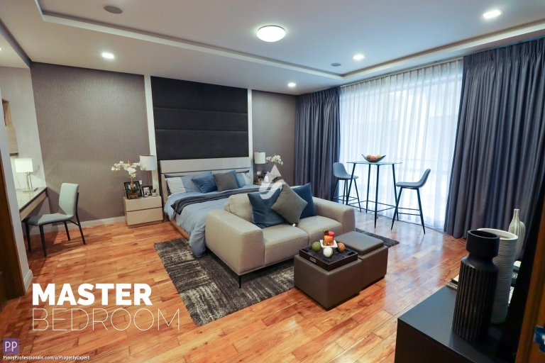 Apartment and Condo for Sale - NEW 5-STOREY TOWNHOUSE ALONG TOMAS MORATO WITH 4-BEDROOMS, 5-BATHS AND 4-CAR GARAGE. NEAR NEW MANILA AND ST. LUKE'S HOSPITAL