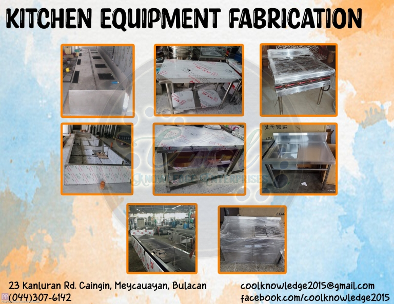 Engineers - Kitchen Equipment Fabrication and Stainless Steel