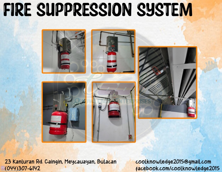 Engineers - Fire Suppression System/Installation