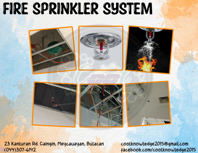 Engineers - Fire Sprinkler System/Installation