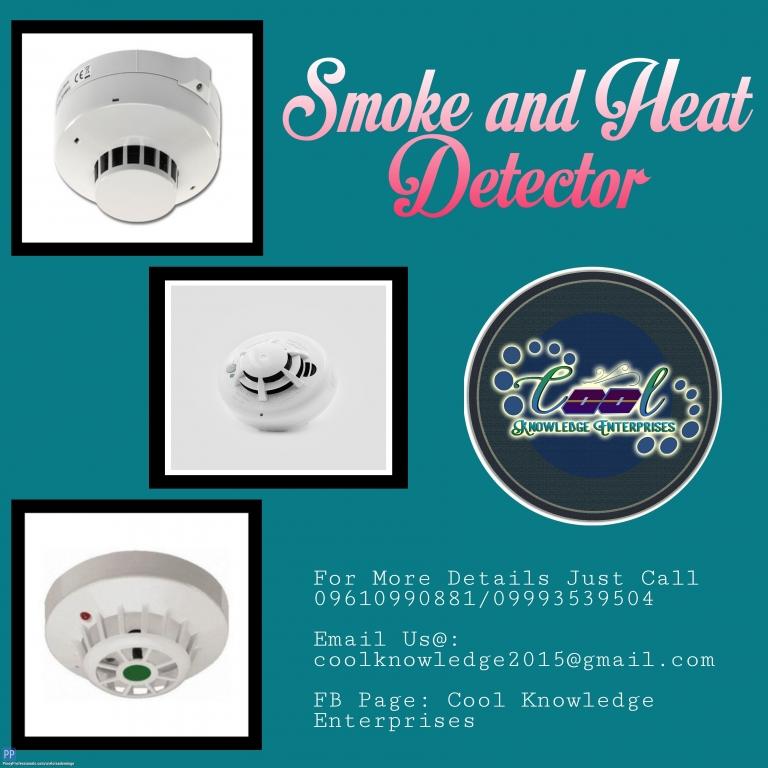 Engineers - Smoke and Heat Detector/ Installation