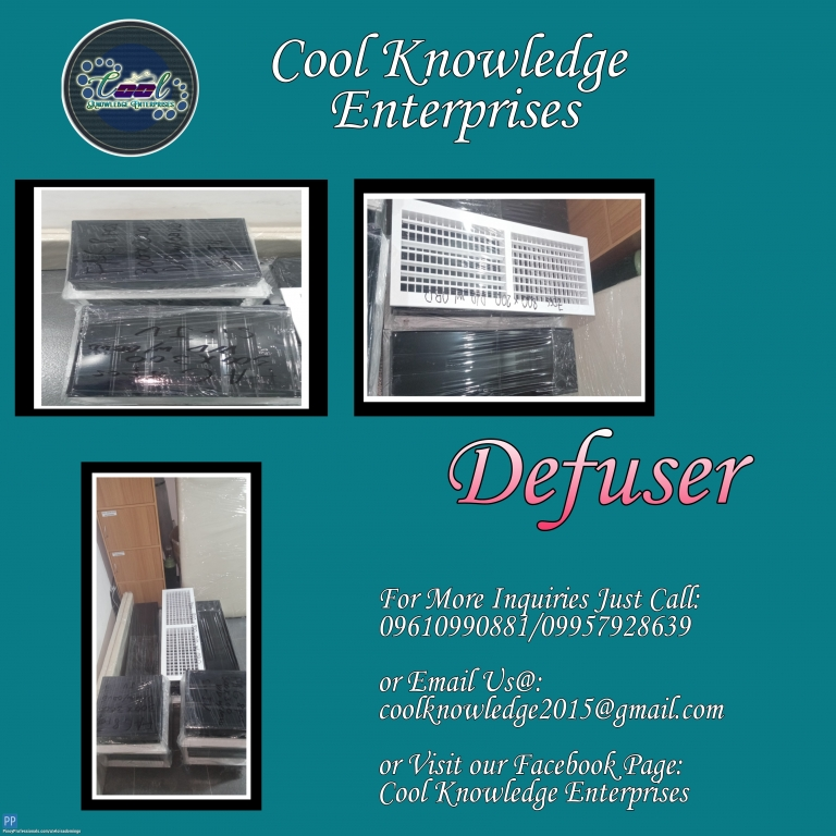 Engineers - Defuser Supply and Installation