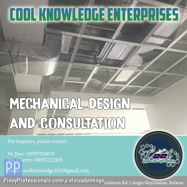 Engineers - Mechanical Design and Consultation
