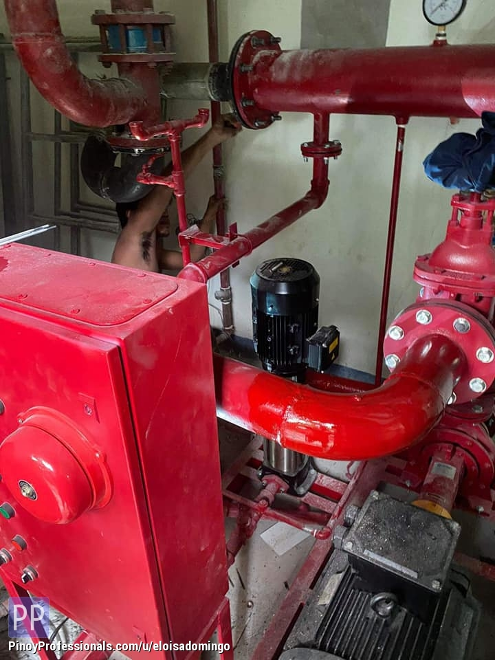 Engineers - Fire Pump (Supply and Installation)