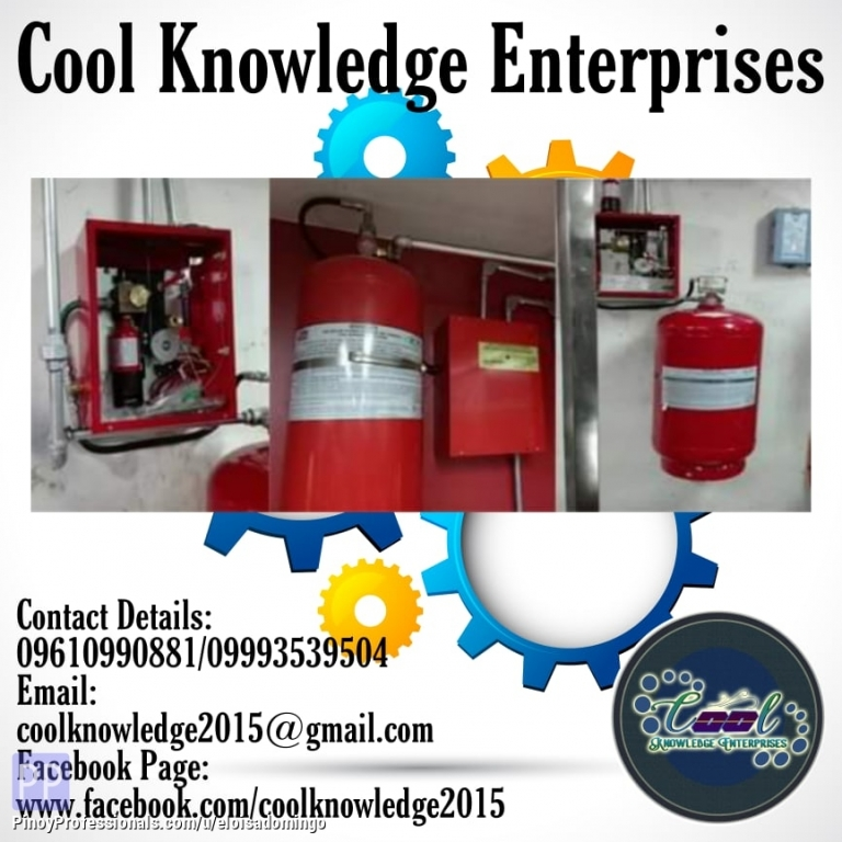 Engineers - Fire Suppression System
