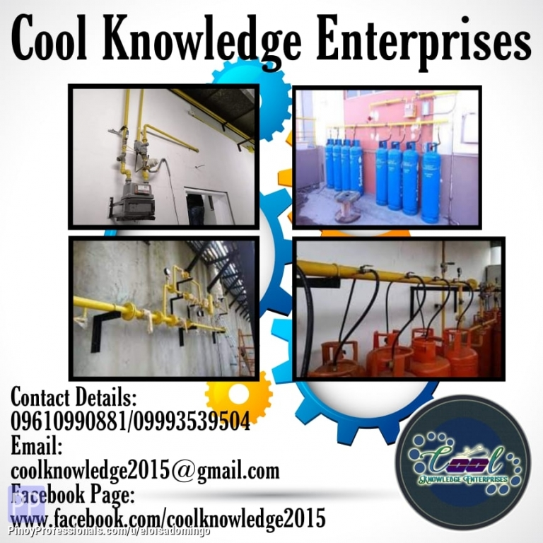 Engineers - Gas Line System