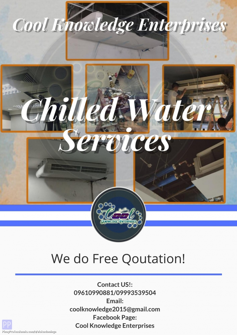 Engineers - Chilled Water Services