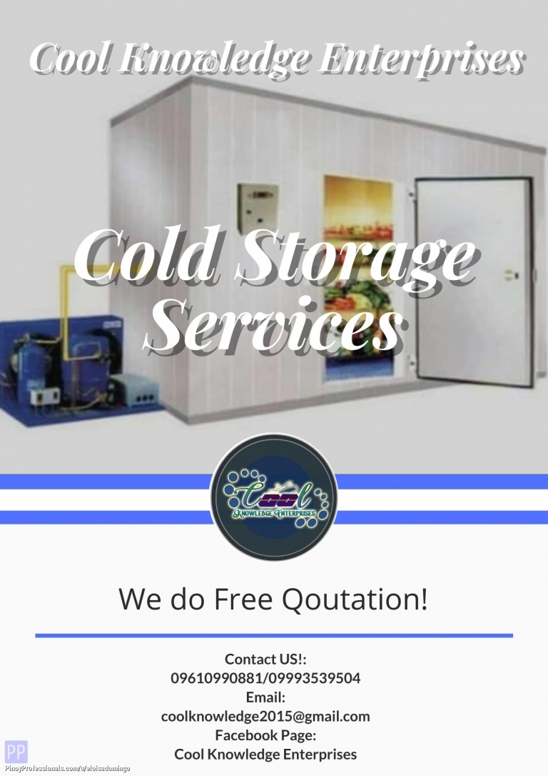 Engineers - Cold Storage Services