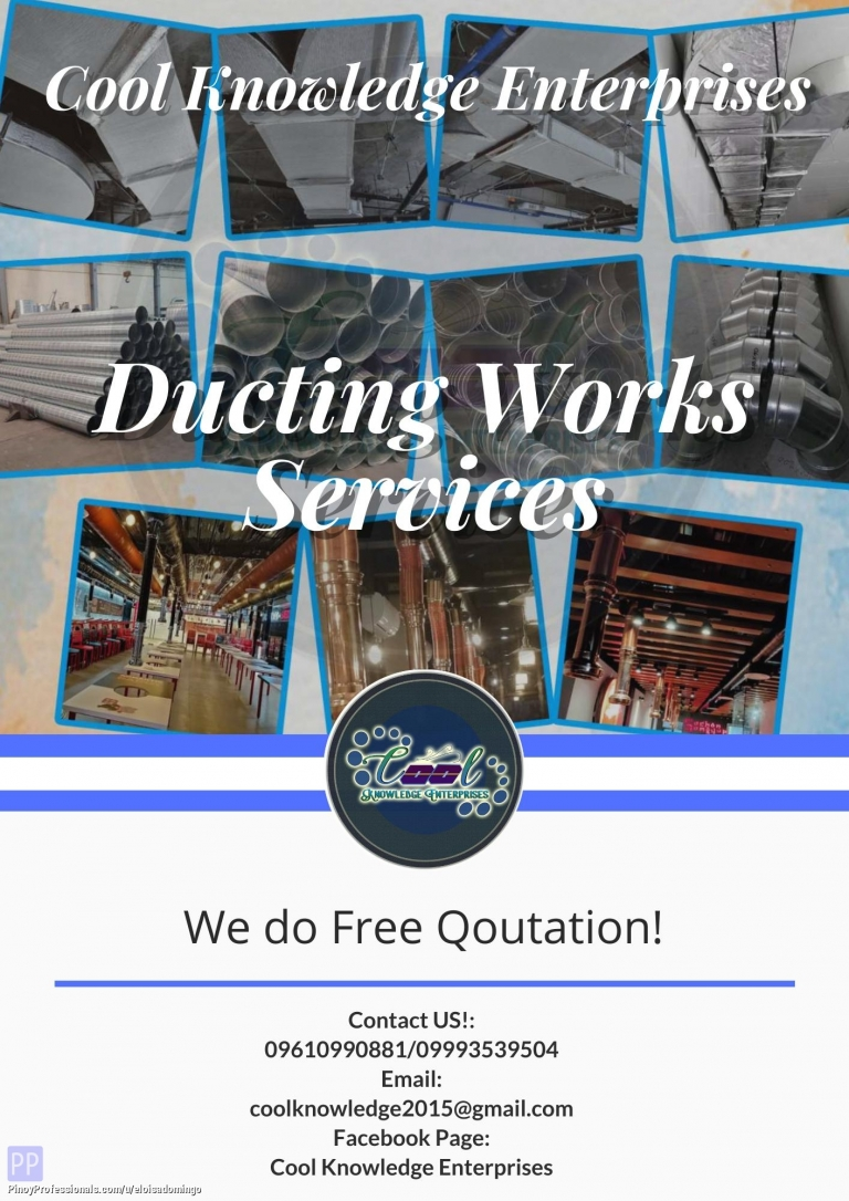 Engineers - Ducting Works Services
