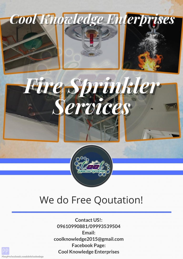 Engineers - Fire Sprinkler Services