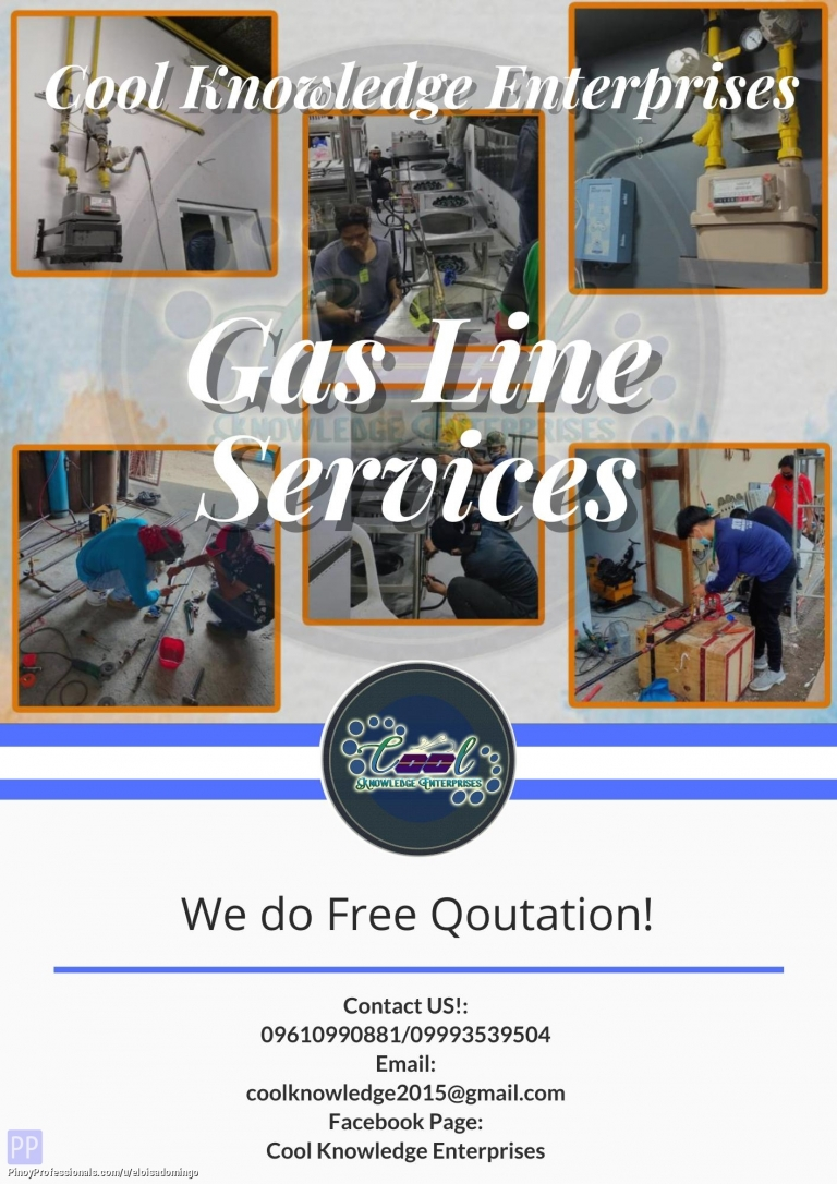 Engineers - Gas Line Services