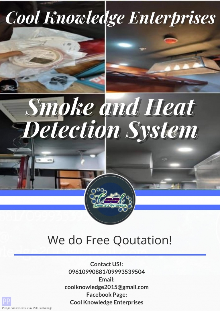Engineers - Heat and Smoke Detection Services