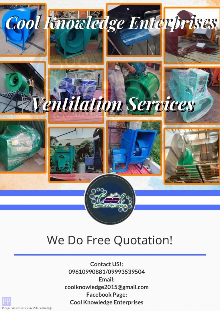 Engineers - Ventilation Services