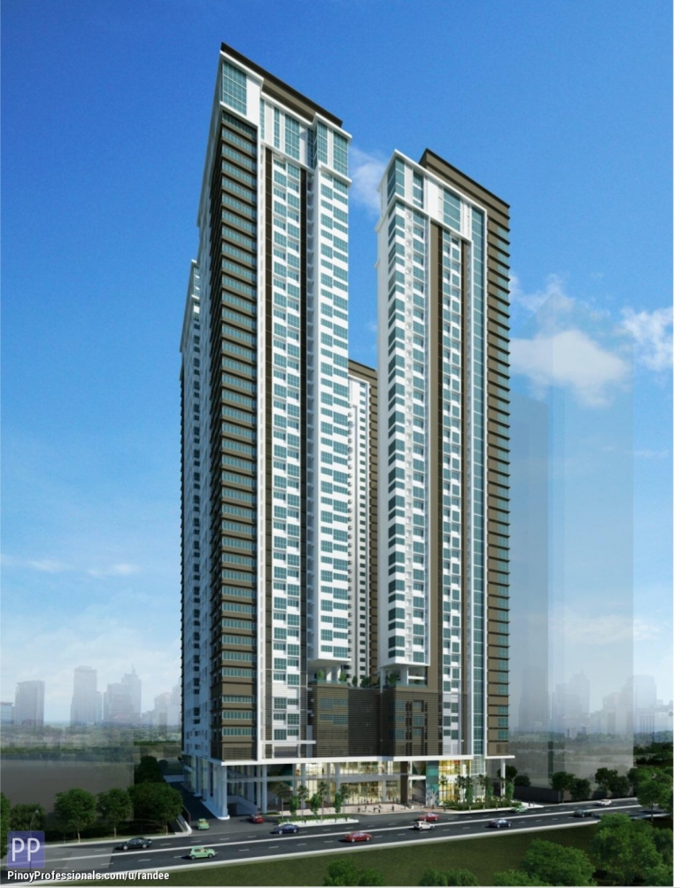 Apartment and Condo for Sale - MANDALUYONG CONDO FOR SALE STUDIO, 1BR, 2BR. THE PADDINGTON PLACE NEAR SM MEGAMALL AND ORTIGAS CBD